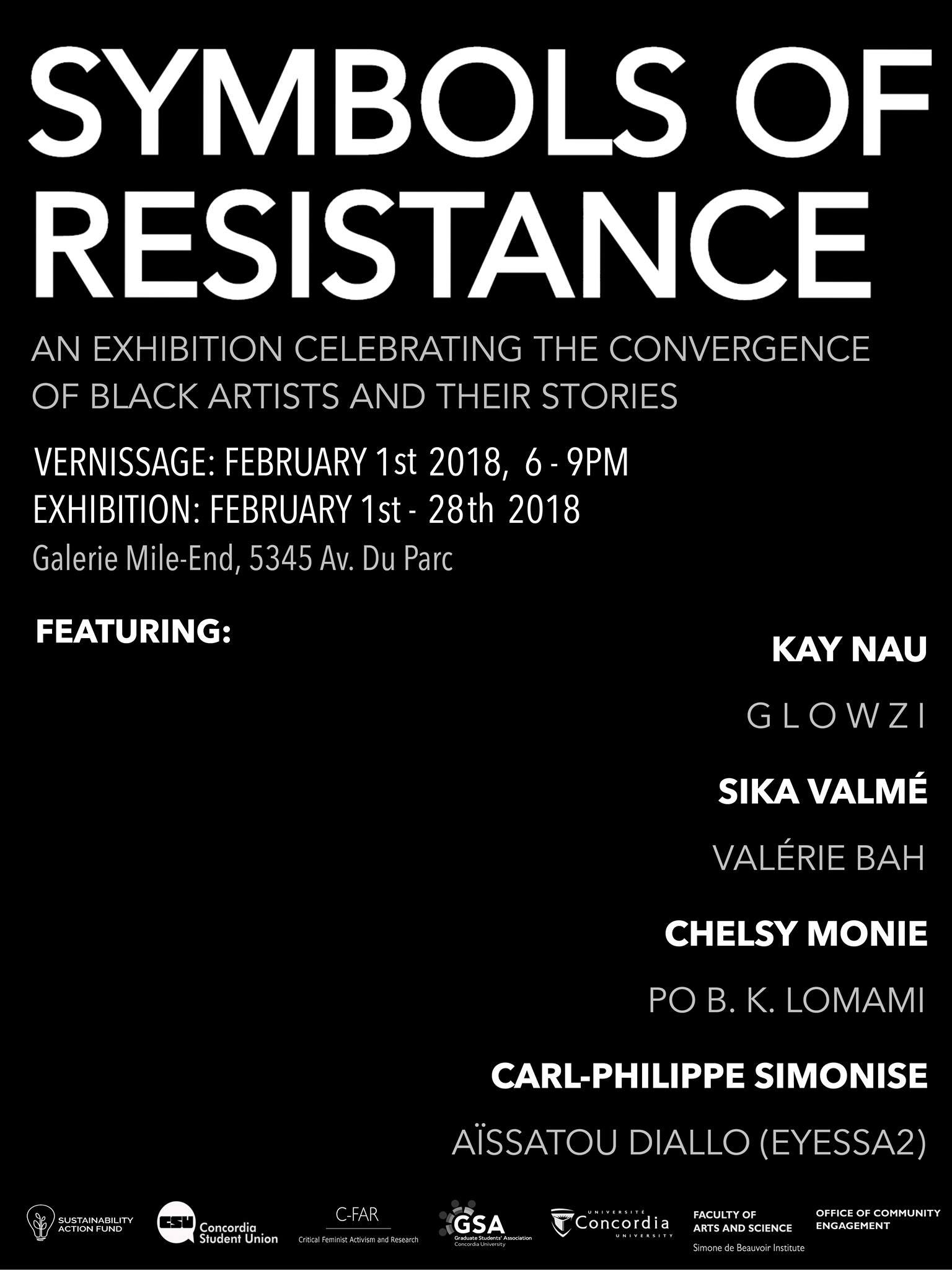Symbols of Resistance
